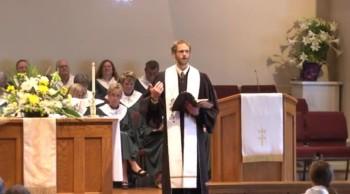 April 12, 2015 Rev. Ross Wheeler