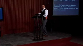 Rich and No Excuses by Pastor Dr. Darren Goodman