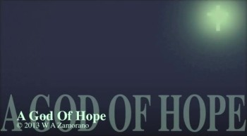A God Of Hope