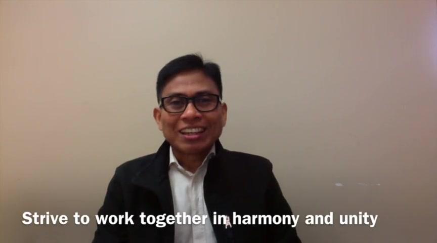 Mark Lastimoso: Harmony & Unity