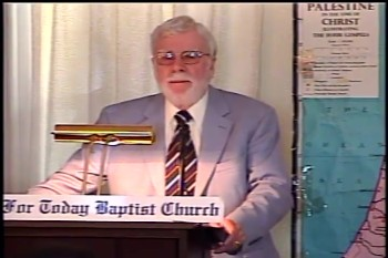 "Part 1 -- ""Daniel Stood for the Right""  – Dr. Don Boys – BFTBC"