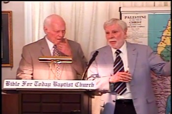 """Part 2 -- """"Bible Reliability-Scientific Proof""""  – Dr. Don Boys – BFTBC"""
