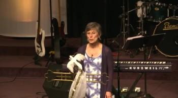 April 19, 2015 Rev. Linda Evans
