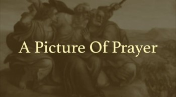 A Picture Of Prayer