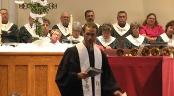 April 19, 2015 Rev. Ross Wheeler