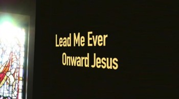 Lead Me Ever Onward Jesus