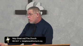 Holy Ghost and Fire Church Broadcast 0424