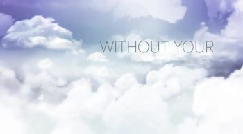 Without Your Love Official Lyric Video - Amber Nelon Thompson ft. Joseph Habedank
