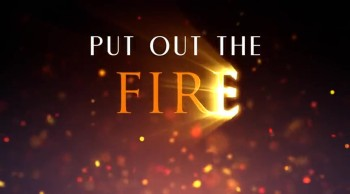Put Out The Fire Official Lyric Video - Greater Vision