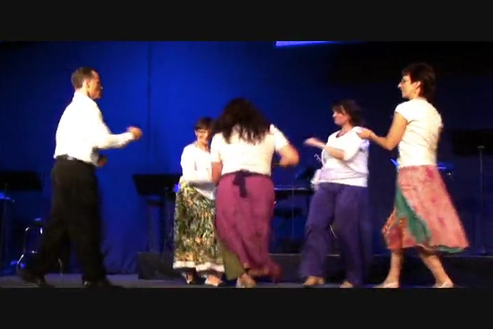 This is the Year. Jewish dance