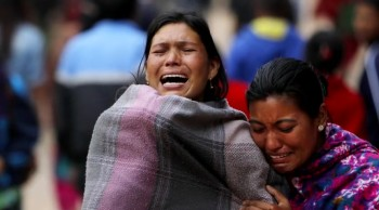 "Franklin Graham ""Support Nepal Earthquake Victims"""