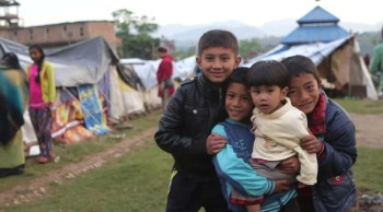 Relief Arrives for Nepal Earthquake Victims
