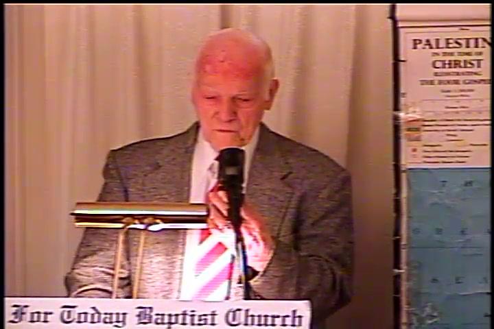Part 1 -- BFTBC –  Acts 13:40-52  Midweek Service  – Pastor D. A. Waite