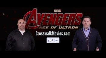 CrosswalkMovies: Marvel's Avengers: Age of Ultron Video Movie Review