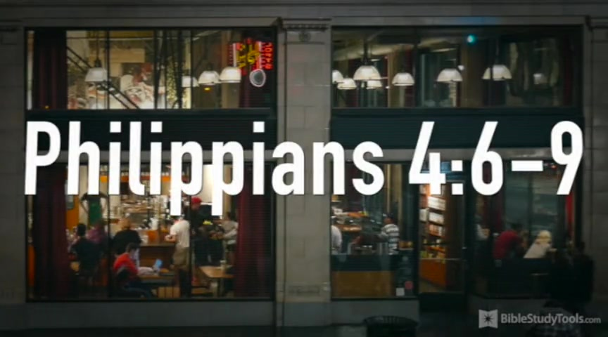 This Inspiring Version of Philippians 4 Had Me Raising My Hands!
