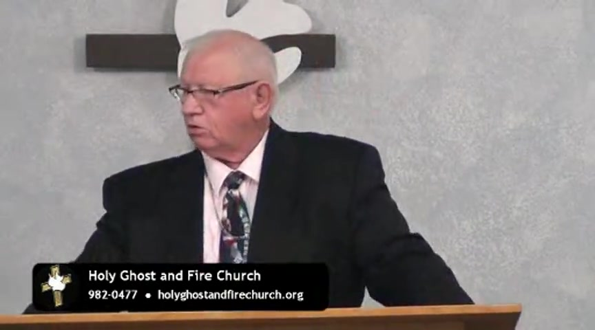 Holy Ghost Fire Church Broadcast 0506