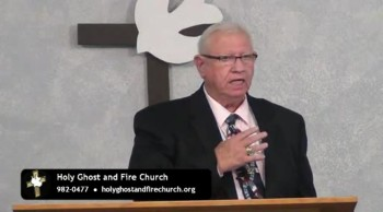 Holy Ghost and Fire Church Broadcast 0508