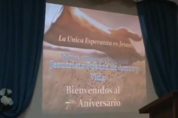 Iglesia Santidad Pentecostal- Palm Coast, FL-Aniversario