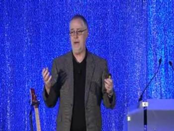 Bob Lepine at the 2015 WRFD Pastors Appreciation Breakfast
