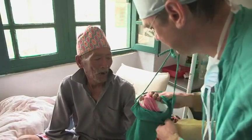 Compassionate Care for Nepal Earthquake Survivors