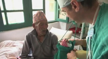 Compassionate Care for Nepal Earthquake Survivors