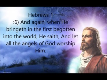 Hebrews 1 (In Awe of the Lord Jesus)