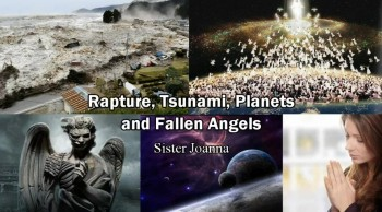 Rapture is At the Door, California Underwater, Tsunami, Planets and Fallen Angels - Sister Joanna