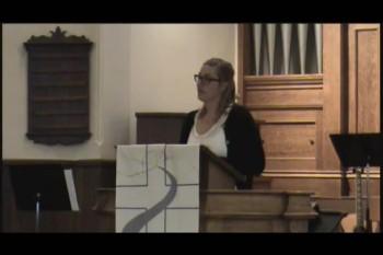 Going Up, by Rev. Thyra VanKeeken
