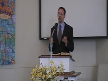 """The Cost of Eternal Life,"" Joseph Waggoner, First OPC Perkasie PA 5/17/2015"