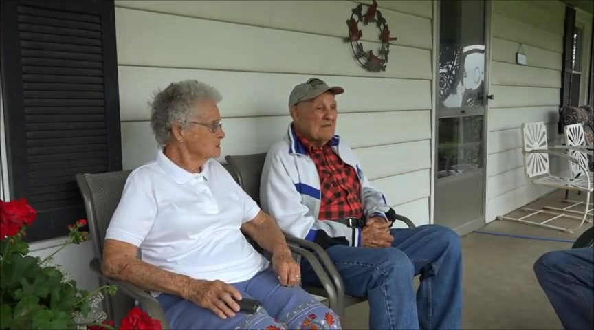 70 Years of Marriage Interview