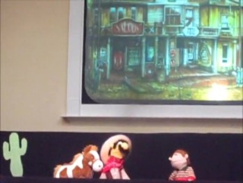 Puppets-Parables by The King's Hand Servants