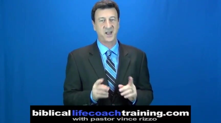 Biblical Life Coach Training