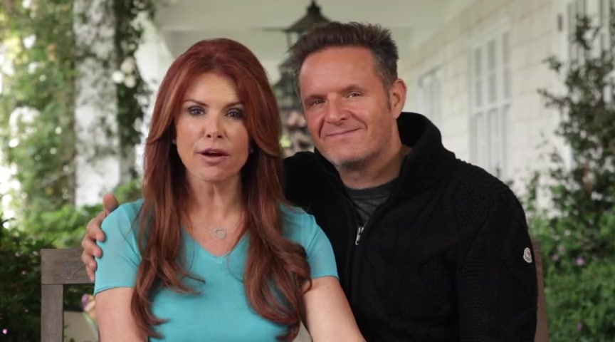Exclusive Message for Godtube viewer from Roma Downey and Mark Burnett
