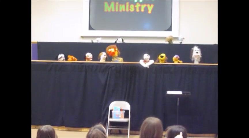 Puppets-Jesus is My Best Friend