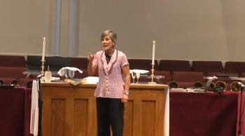 May 17, 2015 Rev. Linda Evans