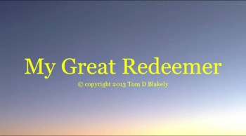 My Great Redeemer