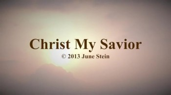 Christ My Savior