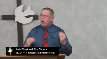 Holy Ghost Fire Church Broadcast 0529