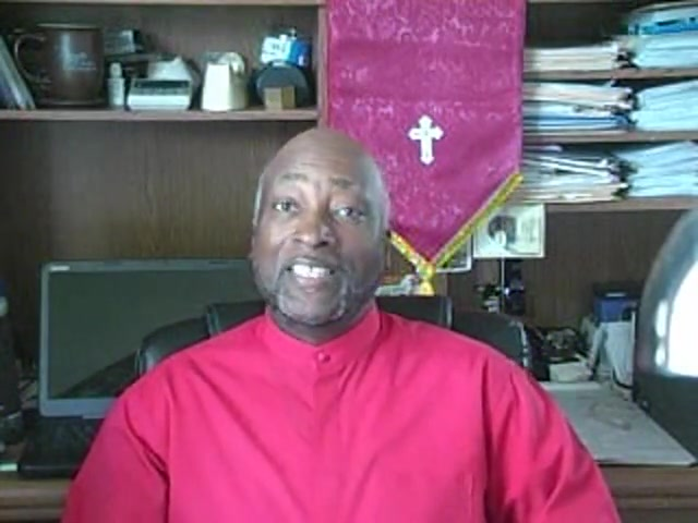 Minister Virgil Taylor,