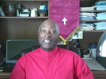 "Minister Virgil Taylor, "" I Am Not Ashamed"", Romans 1:16"