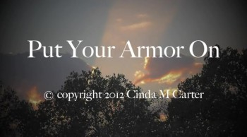 Put Your Armor On