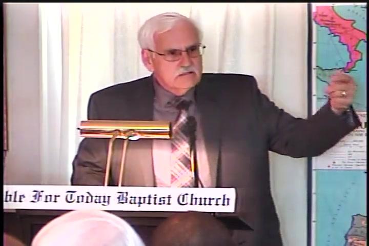 Part 1 -- The Making of A Missionary – Pastor D. A. Waite – BFTBC