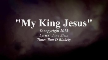 My King Jesus