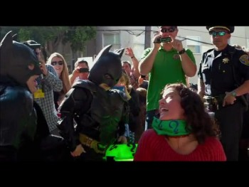 "CrosswalkMovies.com: ""Batkid Begins"" Official Trailer"