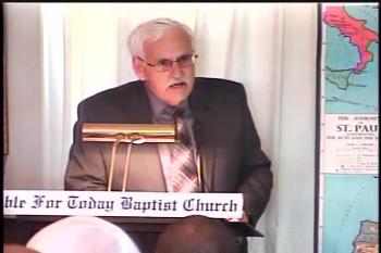 Part 2 -- Preaching that Gets Attention  – David Bennett – BFTBC