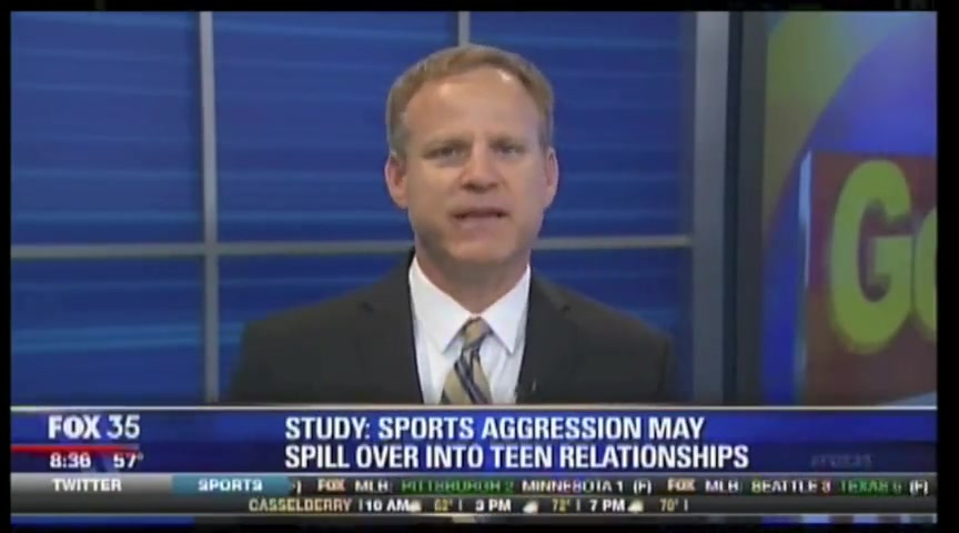 Orlando Christian Counseling on the Likeliness of Teen Athletes Abusing Their Partners