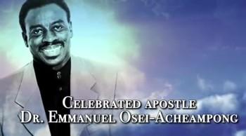 Spiritus Sanctus by Dr. Emmanuel Osei-Acheampong