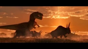 "CrosswalkMovies.com: Pixar's ""The Good Dinosaur"" Official Trailer"
