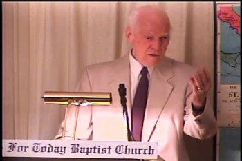 Part 2 -- The Law of Moses   –  Acts 15:4-12 - BFTBC Midweek Service  – Pastor D. A. Waite