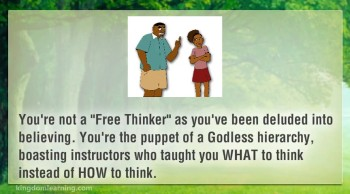 Re-Think Atheism
